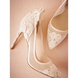 Victoria Pump Wedding Shoes